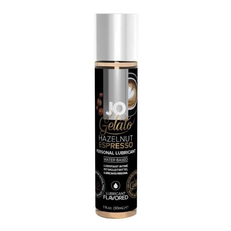 Jo Gelato Hazelnut Espresso - Glijmiddel Op Waterbasis 30ml