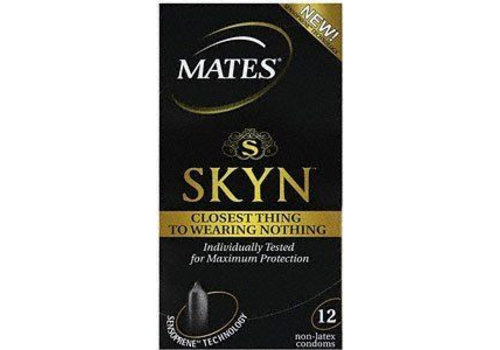 Mates Skyn Latexvrije condooms (12 stuks)