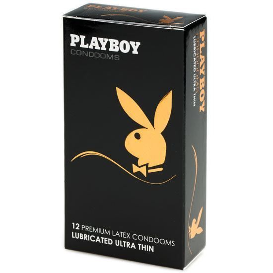 Playboy Ultra Thin Condooms 12 stuks