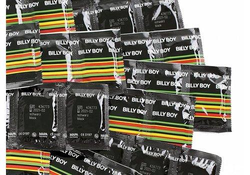 Billy Boy Schwarz zwarte condooms