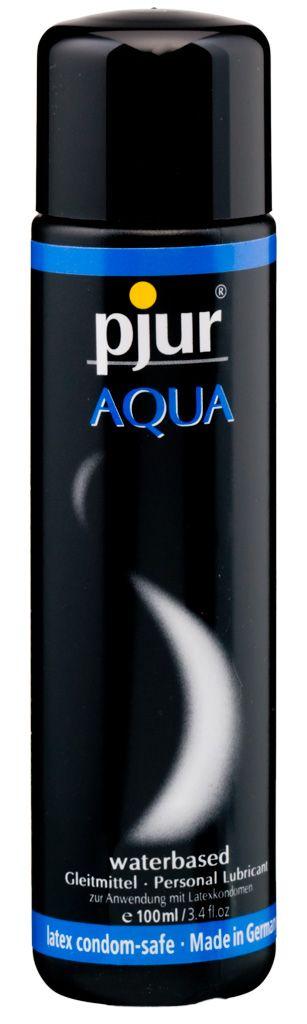 Pjur Aqua - Glijmiddel Op Waterbasis 100ml