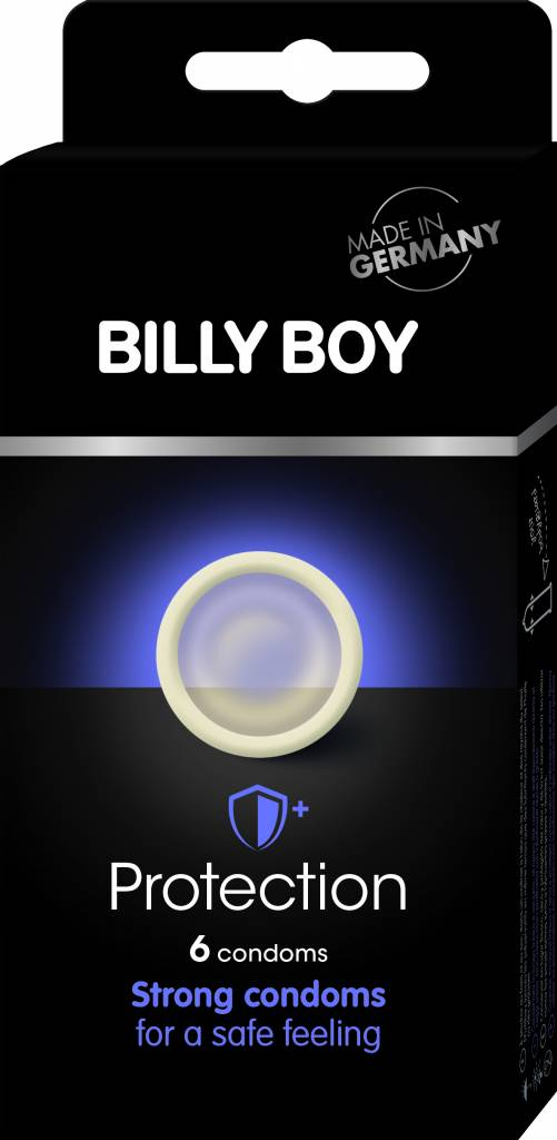 Billy Boy Protection 6 Condooms