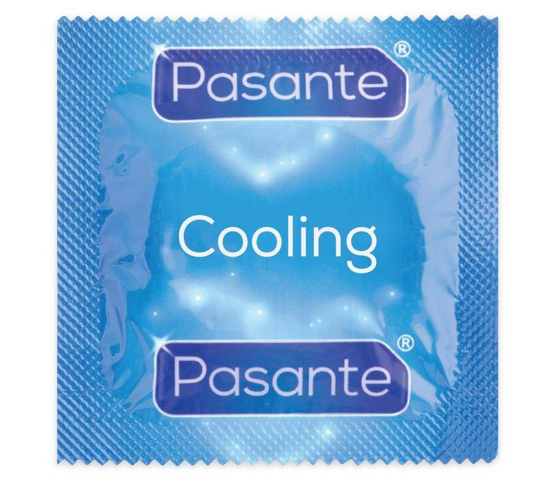 Cooling Sensation verkoelende condooms