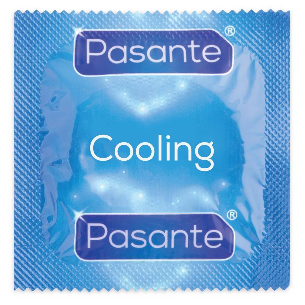 Pasante Cooling Sensation Verkoelende Condooms 12 stuks (zonder doosje)