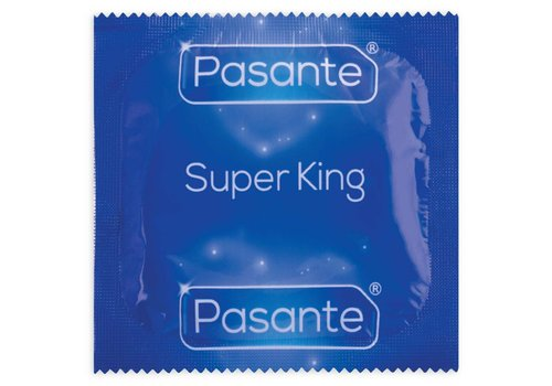 Pasante Super King Size condoom (per stuk)