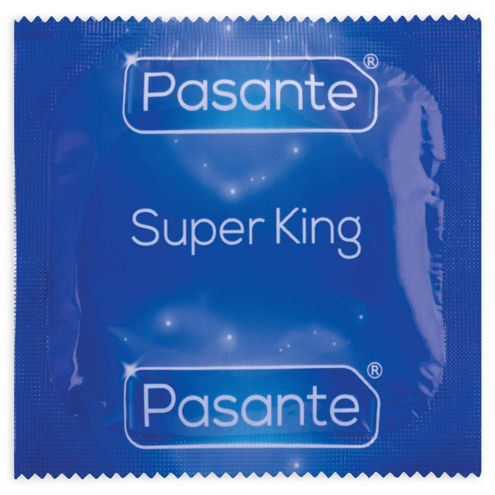 Pasante Super King Size 69mm Condoom (per Stuk)