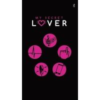 My Secret Lover - met (iTunes)app bestuurbare vibrator