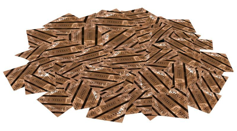 Durex London Gold Condooms 100 stuks
