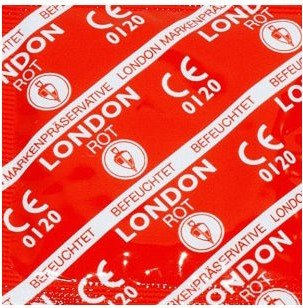 Durex London Red Condoom