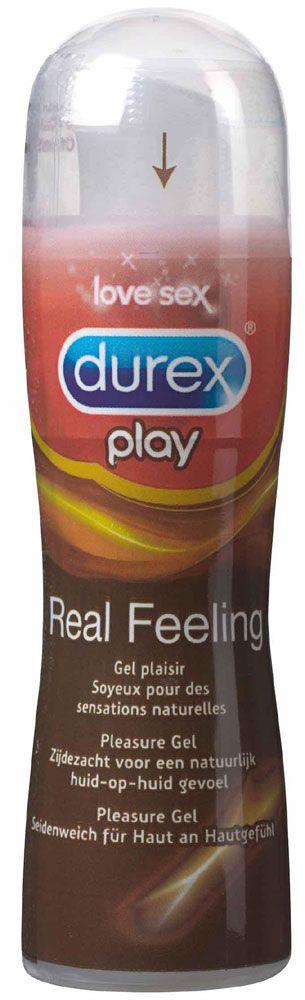 Durex Play Real Feeling Glijmiddel 50ml