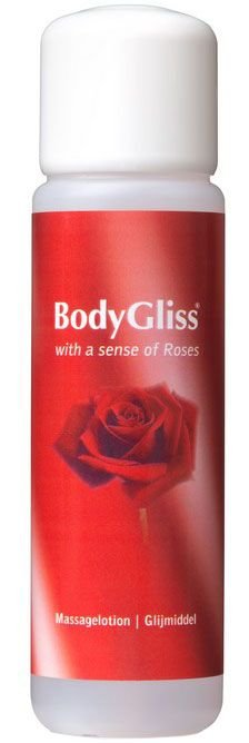 BodyGliss With A Sense Of Roses Massage-/glijmiddel 100ml