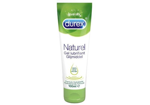 Durex Naturel Glijmiddel - tube 100ml