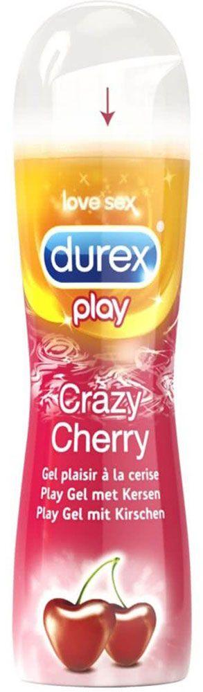 Durex Play Crazy Cherry Glijmiddel 50ml