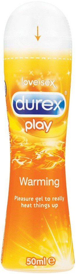 Durex Play Warming Glijmiddel 50 ml
