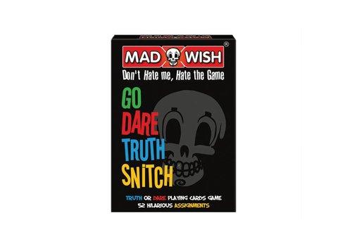 Madwish - kaartspel met opdrachten