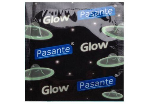 Pasante Glow in the Dark condooms
