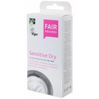 Sensitive Dry 10 eco condooms zonder glijmiddel