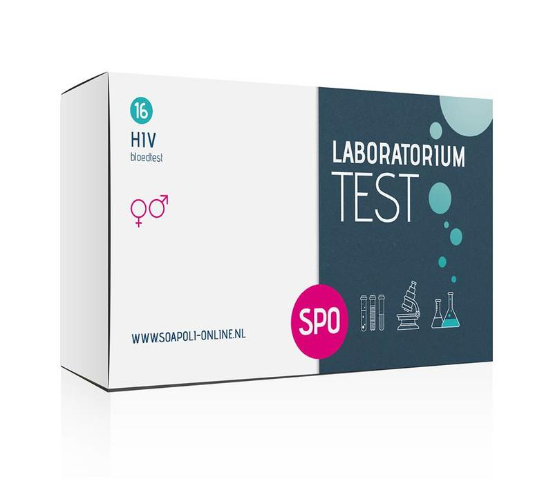 HIV test - professionele laboratoriumtest