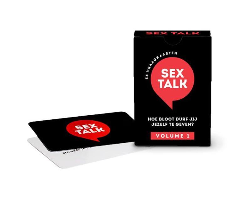 Sex Talk - 54 vraagkaarten