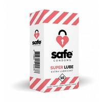 Super Lube condooms met extra glijmiddel