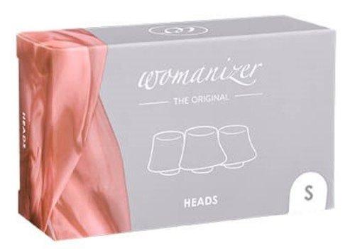 Womanizer Opzetkapjes W500 / Pro / +Size / Starlet - wit (3 stuks)