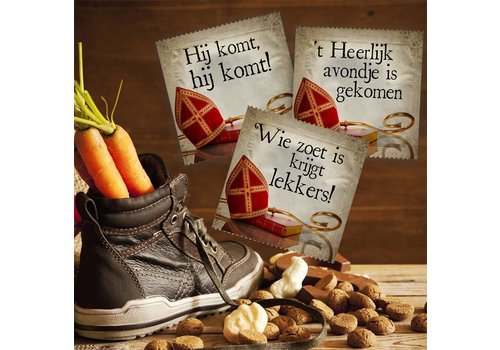 Condoom Anoniem Sinterklaas condooms (3 stuks)