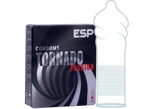 Pasante ESP Tornado Passion condooms