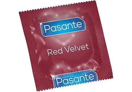 Pasante Red Velvet condooms