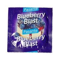 Blueberry Blast condoom met bosbessensmaak