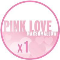 ESP Pink Love Marshmallow condoom
