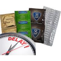 Condoom Anoniem Delay Probeerpakket (8 condooms)