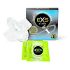 EXS G-Lover G-Spot vibratie-ring met 3 stimulerende condooms