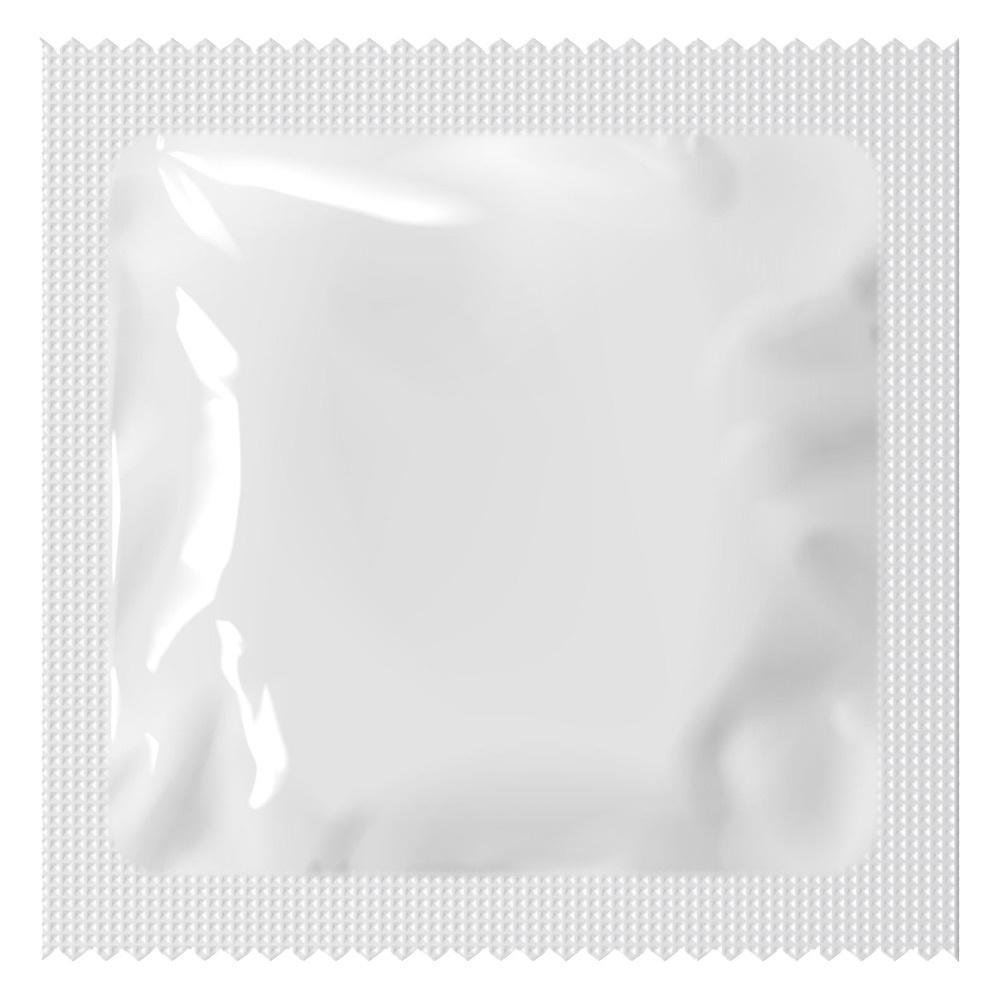 Pasante Condooms Blanco Folie Grootverpakking 1000 stuks