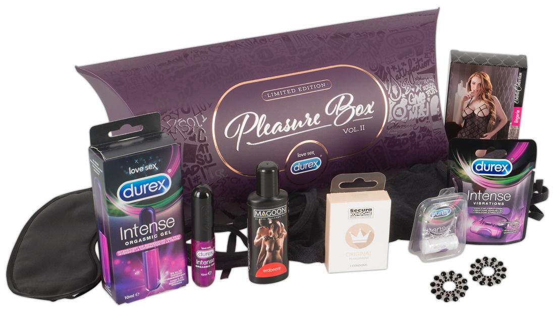 Durex Pleasure Box 2 - Limited Edition