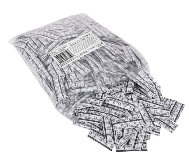 London 1000 condooms (Glyder Ambassador)