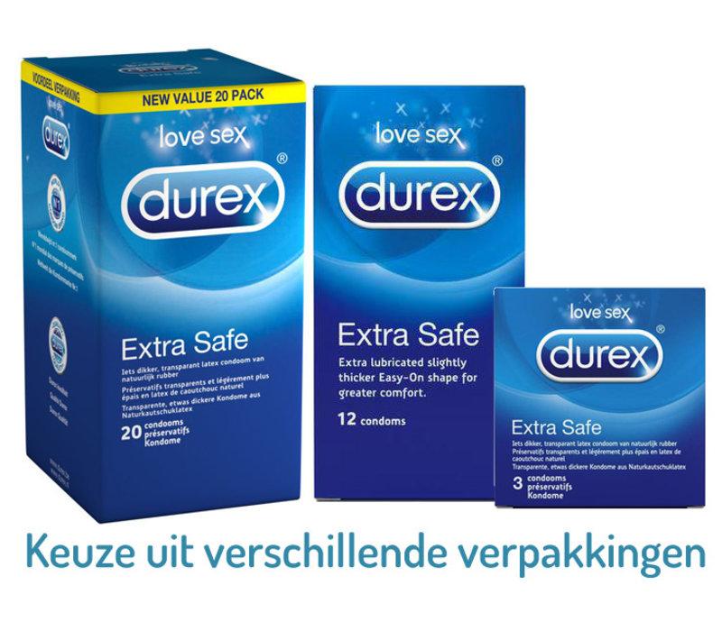 Extra Safe condooms