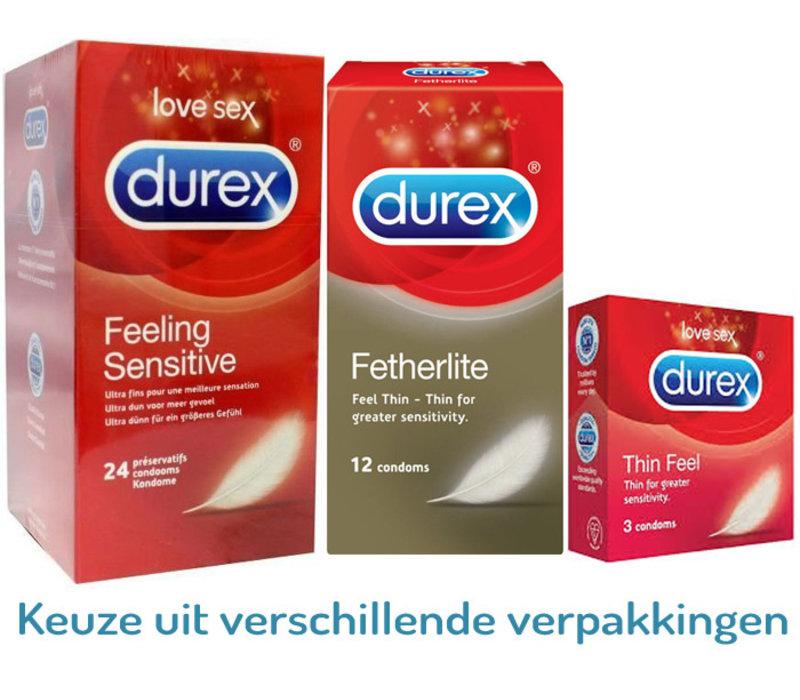 Thin Feel condooms