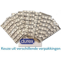 London Q600 condooms met glijmiddel