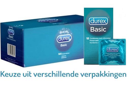 Durex Basic condooms