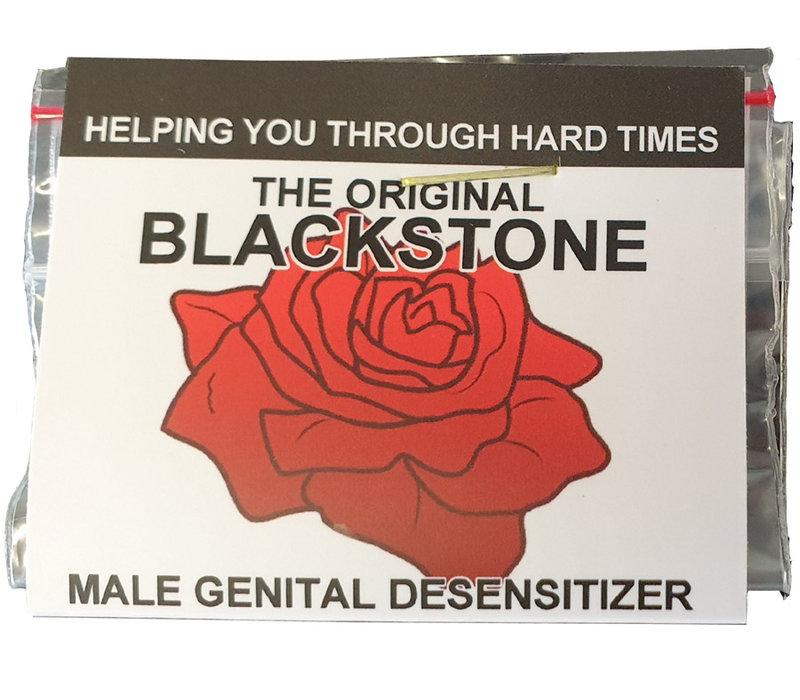 The original Blackstone - orgasme uitstellen