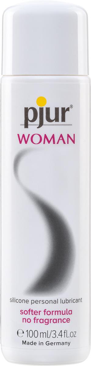Pjur Woman - Glij- En Massagemiddel Op Siliconenbasis Voor De Vrouw 100ml