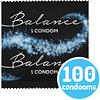 Balance 100 Condooms