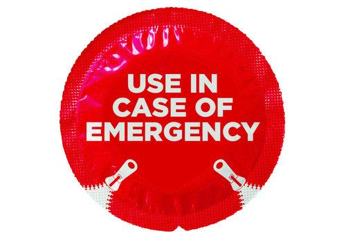 EXS Use in case of emergency - 12 stuks