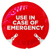 EXS Use in case of emergency