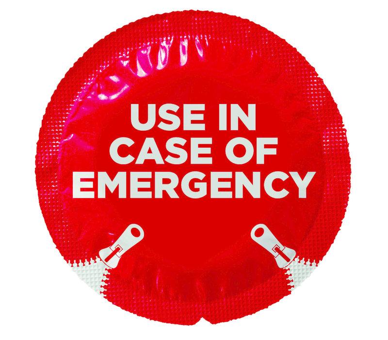 Use in case of emergency