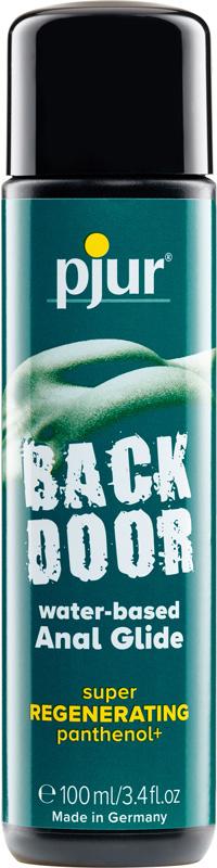 Pjur Back Door Regenerating - Regenerend Anaal Glijmiddel