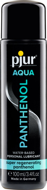 Pjur AQUA Panthenol - Glijmiddel Op Waterbasis 100ml