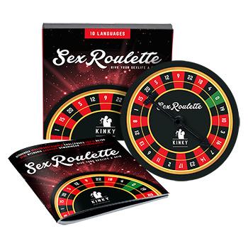 Tease & Please Sex Roulette Kinky