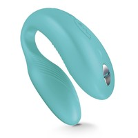 Sync - Couples Vibrator aqua/blauwgroen