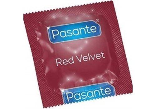 Pasante Red Velvet
